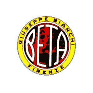 Beta, adesivo in pvc per serbatoio