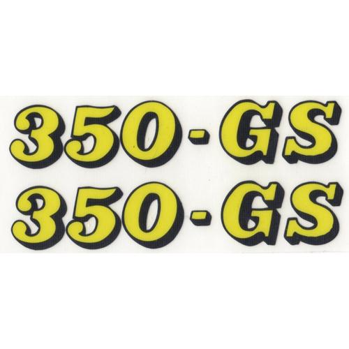 Beta, adesivo pvc per fianchetti moto 350 GS
