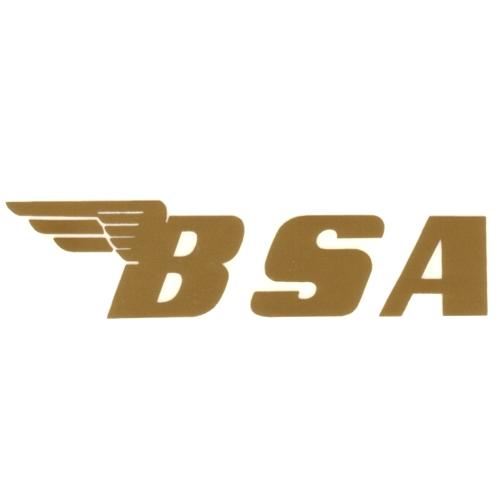 decalcomania per serbatoio moto BSA