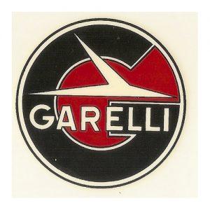 decalcomania trasferibile a secco, come originali per moto Garelli