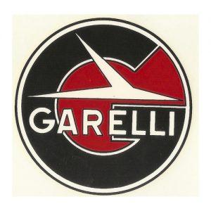 Decalcomania trasferibile a secco per moto Garelli