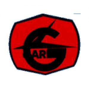 adesivo in cromo per moto Garelli