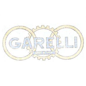 adesivo in pvc per moto Garelli