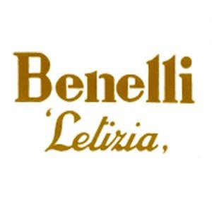 decalcomania trasferibile a secco per Benelli Letizia