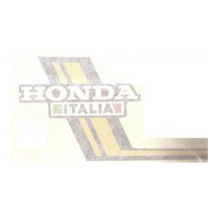 coppia di adesivi in pvc per HONDA Italia