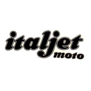 decalcomanie trasferibili ad acqua , originali, per moto Italjet
