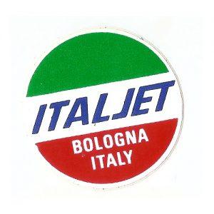 adesivo in pvc per carter motore Italjet