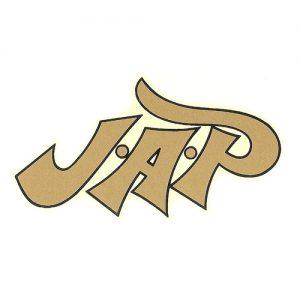 Decalcomania trasferibile ad acqua per moto Jap