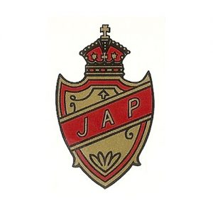 adesivo in pvc per canotto moto JAP