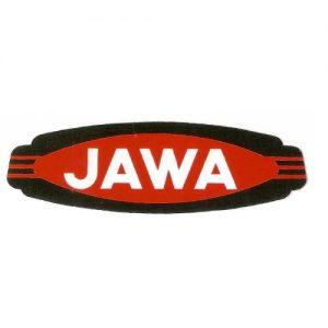 adesivo in pvc per moto JAWA