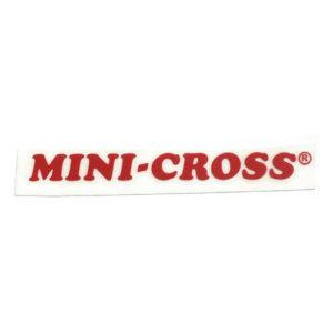 adesivo in pvc per BENELLI mini cross