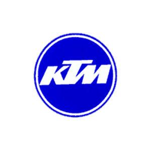 adesivo in pvc per KTM