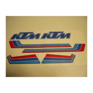 kit di adesivi in pvc KTM