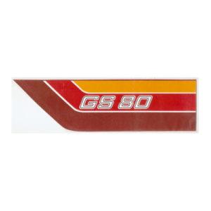 Coppia di adesivi in pvc per KTM