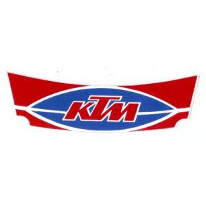 adesivo in pvc - KTM