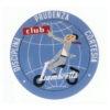 adesivo in pvc Lambretta Club