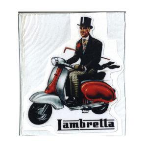 Adesivo in pvc per Lambretta