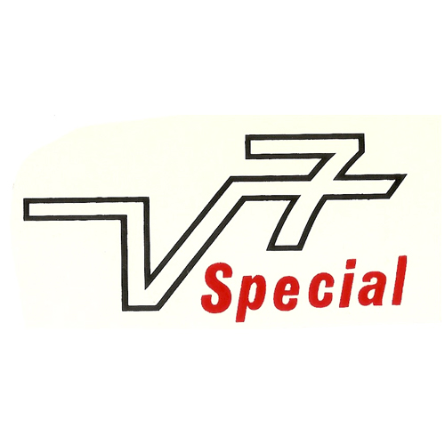 adesivo in pvc per fianchetti MOTO GUZZI V7 SPECIAL