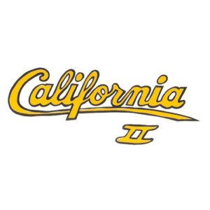 decalcomania trasferibile a secco per fianchetti MOTO GUZZI CALIFORNIA 2 - GIALLO NERO