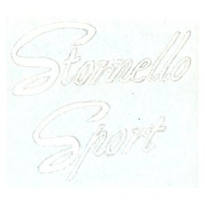 adesivo in pvc per fianchetti MOTO GUZZI Stornello Sport
