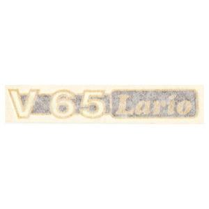 adesivo in pvc per fianchetti MOTO GUZZI V65 Lario