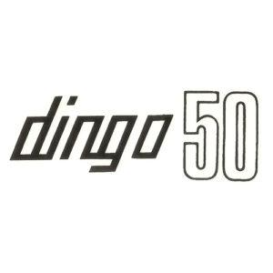 decalcomania trasferibile a secco per fianchetti Moto Guzzi Dingo 50 cc