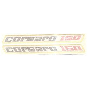 cloppia adesivi in pvc per serbatoio MOTO MORINI Corsaro 150