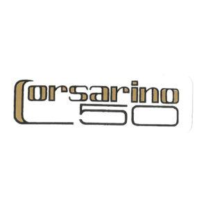 adesivo in pvc per serbatoio MOTO MORINI corsarino 50