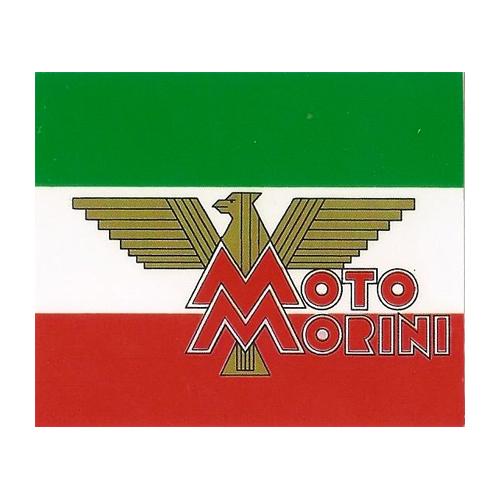 adesivo in pvc per MOTO MORINI - tricolore
