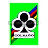 decalcomania trasferibile a secco per canotto bicicletta COLNAGO