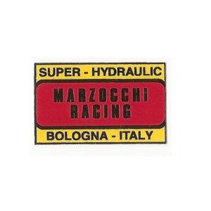 adesivo in pvc per forcelle e ammortizzatori MARZOCCHI Racing
