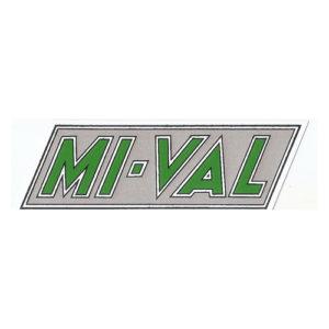 adesivo in pvc per moto MI-VAL
