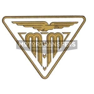 adesivo in pvc per serbatoio moto MM