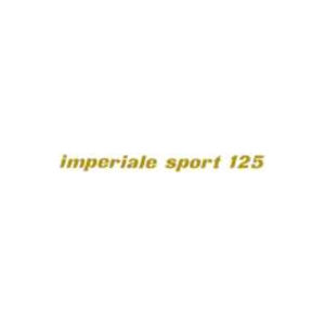 coppia adesivi in pvc per serbatoio MOTOBI Imperiale Sport 125