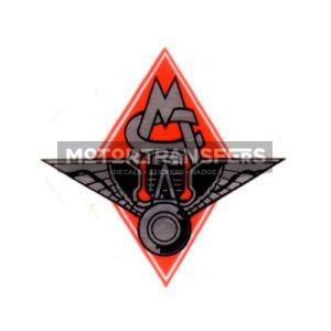 adesivo in pvc per canotto moto MOTOCONFORT