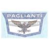 adesivo in pvc per serbatoio ciclomotore PAGLIANTI
